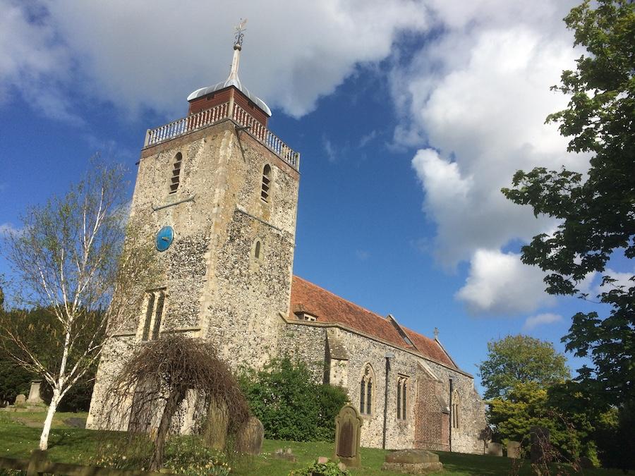 St Mary the Blessed Virgin Church, Woodnesborough