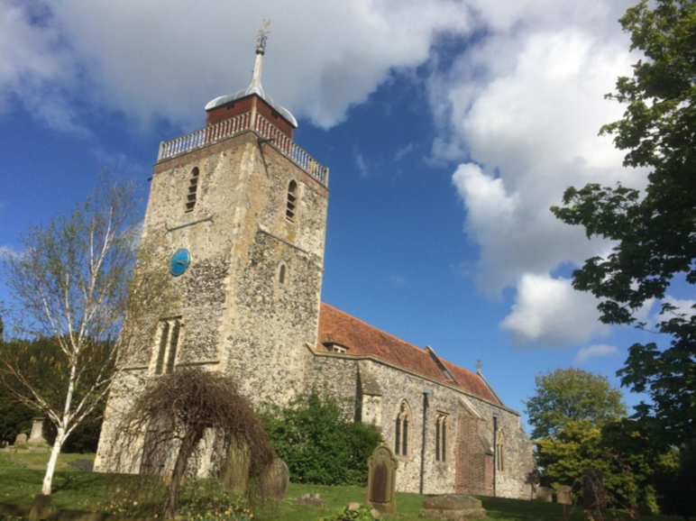 St Mary The Blessed Virgin, Woodnesborough